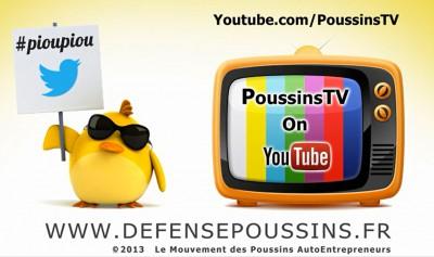 Lancement-poussinsTV
